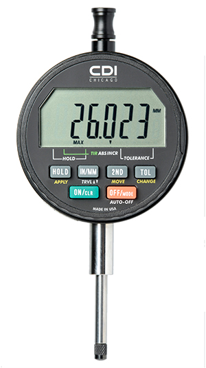 Digital Dial Indicator : Leader in digital electronic indicators